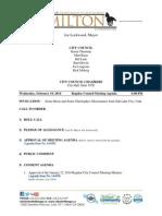 02-19-2014-Agenda