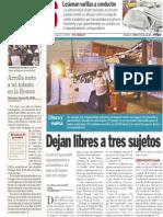 Policiaca  19 de febrero 2014