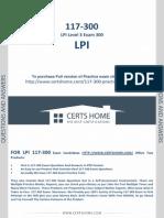 117-300 Exam Questions Free PDF Demo