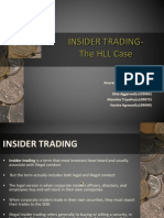 Ppt of Insider Trading