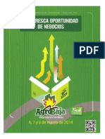 Suplemento Especial AgroBaja