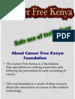 Cancer Awareness Session