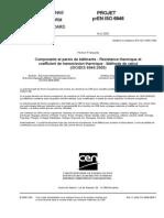 prEN ISO 6946
