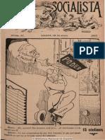 Vida Socialista. 16-1-1910, No. 3
