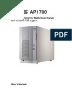 Asus Server Ap1700