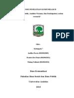 Analisis Semiotik Wacana Par Kel 7