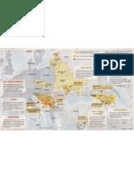 6g12 Le Monde 8 junio 06 Multiplicación Estados Eurpopa este