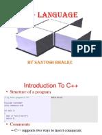 C++ Learning Language
