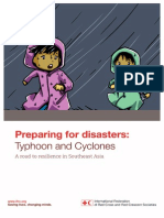 Preparing for disasters –  Cyclone