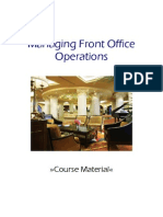Managing Front Office Operations - 50