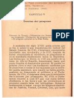 SOREL.G 1908 Las Ilusiones Del Progreso Cap.v (Ed.sempere 1909)