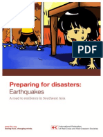 Disaster preparedness – Earthquakes