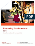 Disaster preparedness – Fire