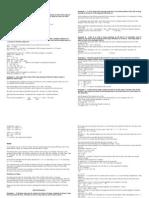 Crack GMAT Study Sheet