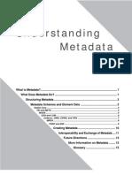Understanding Meta Data