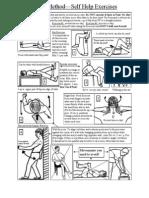 Self Help Exercises