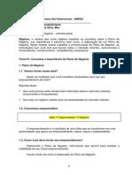 Modulo IV Plano Negocio I