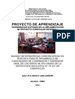 Proyecto de Forcap - Pcr