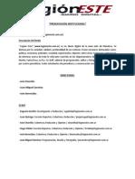 PRESUPUESTO PUBLICITARIO - LEGION ESTE 2014.pdf