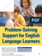 Problem Solving for ELT