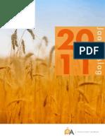 Jaarverslag Productschap Akkerbouw 2011