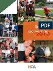 Sociaal Jaarverslag HPA 2010