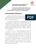 FUNCIONES HOMOGÉNEAS(1)