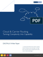 8144 Cloud Amp Carrier Routing Turning Complexity Into Capability