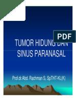 Sss155 Slide Tumor Hidung Dan Sinus Paranasal 2