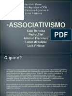 Associativismo -  Sociologia 2