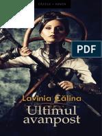 Ultimul Avanpost (fragment) - un roman de Lavinia Călina