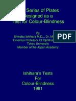 Ishihara Test