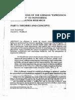 German Expression Psychology _R