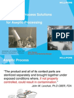 Disposable Technologies for Aseptic Filling