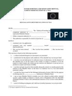 Annex Vi Visa Refusal Form En