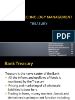 Treasury Operations