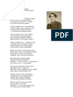 Poema de Castro Alves