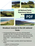 UK National Parks Experience Nature at Its Best