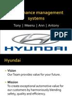 Performance appraisal at Hyundai