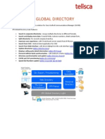 IPS Global Directory and Addons Datasheet