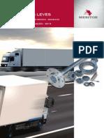 Catálogo de Eixo Diferencial Comercial Leve 2013