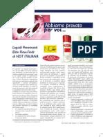 Test Effettuati Dall'Istituto Italiano Della Saldatura Sui Liquidi Penetranti Elite - Copy
