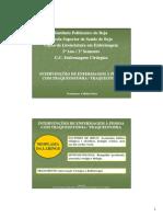 Intervencoes de Enfermagem Na Pessoa Com Traqueostomia Diapositivos a Cor