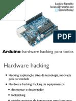 Arduino Garoa Fatec