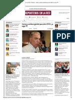 18-02-2014 'Vamos a acelerar gestión para abrir IMSS; ya urge_ PP'