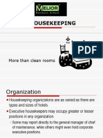 Housekeeping Project
