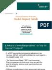 Social Impact Bonds Power Point