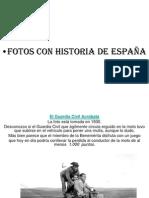 historia de españa en fotos
