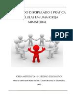 Manual Do Discipulado e Pratica de Celulas Em Uma Igreja Ministerial