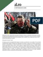 Criza Ucraineana se intoarce